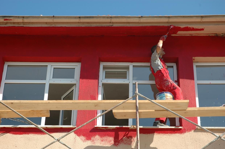 Bartın İmece Projesi Okul Boyama 2011