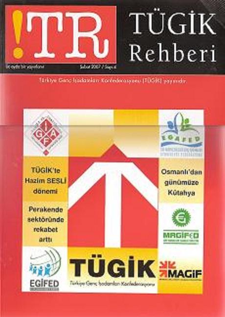 TR TÜGİK REHBERİ 4. SAYI.