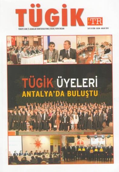 TR TÜGİK REHBERİ 10. SAYI.