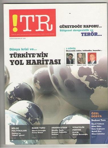 TR TÜGİK REHBERİ 6. SAYI.