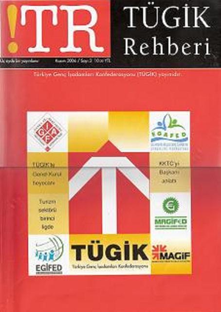TR TÜGİK REHBERİ 3.SAYI.