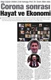 Bilgi Güçtür Online-2'nin konuğu Prof. Dr. Emre Alkin oldu.