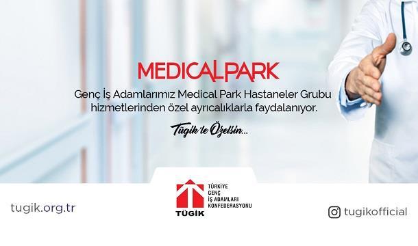 Medical Park ve LİV Hastaneler grubu Hizmetlerinden TÜGİK'e Özel Ayrıcalıklar