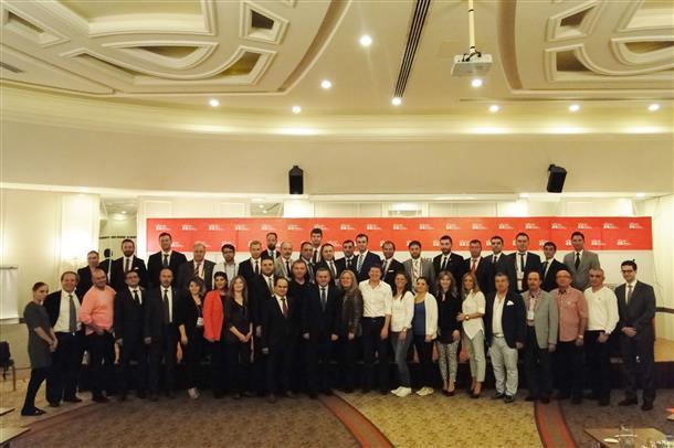 TÜGİK Genişletilmiş Başkanlar Kurulu Toplantısı (17 Ekim -Güral Sapanca )