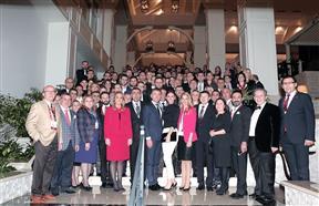 TÜGİK İş Zirvesi 2014 (11-14 Aralık - Titanic Deluxe Hotel).