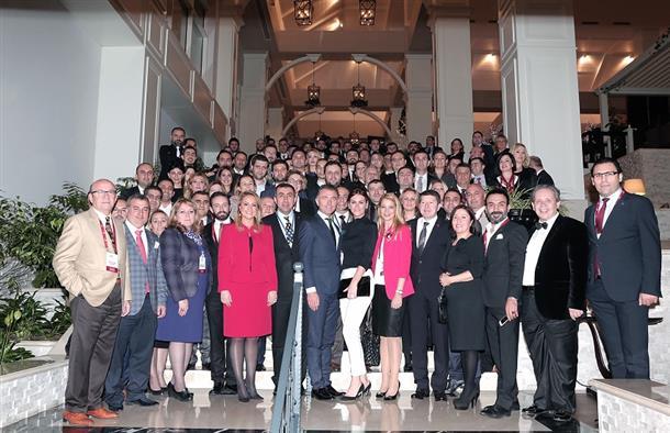 TÜGİK İş Zirvesi 2014 (11-14 Aralık - Titanic Deluxe Hotel)