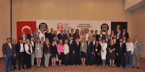 TÜGİK Genişletilmiş Başkanlar Kurulu Toplantısı Afyon'da gerçekleşti.