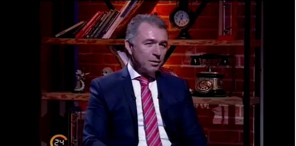 Kanal 24 TV Kahve Molası-Konuk: TÜGİK Yönetim Kurulu Başkanı Erkan Güral.