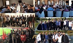 TÜGİK Yönetim Kurulu Toplantısı Eskişehir'de gerçekleştirildi..