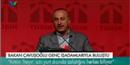 Dışişleri Bakanı Mevlüt Çavuşoğlu, Belek'te genç işadamlarıyla buluştu..