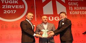 Erkan Güral 4'üncü kez TUGİK Başkanlığı'na seçildi.
