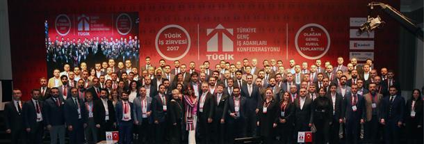 TÜGİK İş Zirvesi 2017 (16-19 Mart 2017-Antalya)