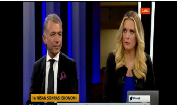 TV Net- Konuk: TÜGİK Başkanı Erkan Güral.
