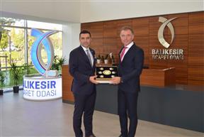 TÜGİK Yönetim Kurulu Balıkesir'de toplandı.