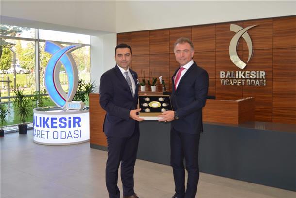 TÜGİK Yönetim Kurulu Balıkesir'de toplandı