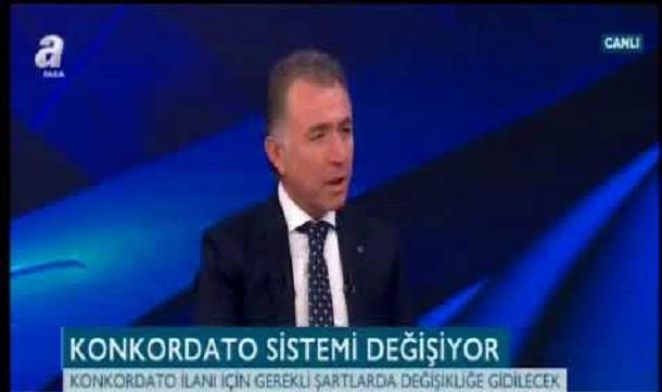 TÜGİK Genel Başkanı Sn. Erkan Güral -Paranın Yönü -13 11 2018.