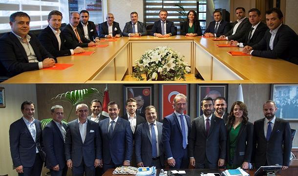 TÜGİK Yönetim Kurulu Toplantısı, Ankara'da gerçekleştirildi.