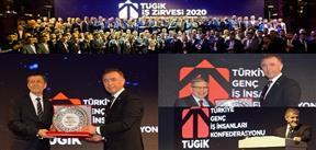 Genç İş İnsanları Antalya'da buluştu.
