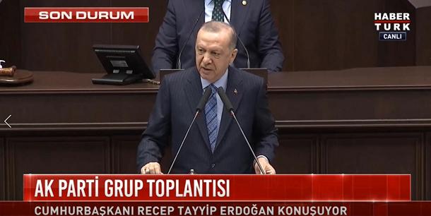 Sayın Recep Tayyip Erdoğan Beyefendi'ye, iş dünyasının.