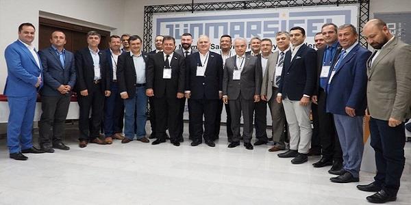 BAGİAD, GÜNMARSİFED 3. Olağanüstü Genel Kurul Toplantısı