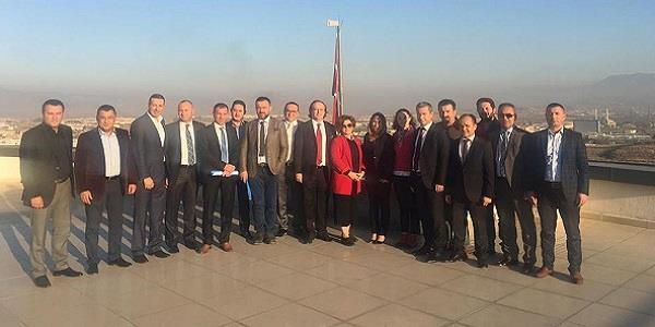 EGAFED 113.Yönetim Kurulu Toplantısı Denizli'de gerçekleşti