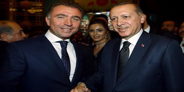 Erkan Güral, 29 Ekim Cumhuriyet Bayramı Resepsiyonu'na katıldı