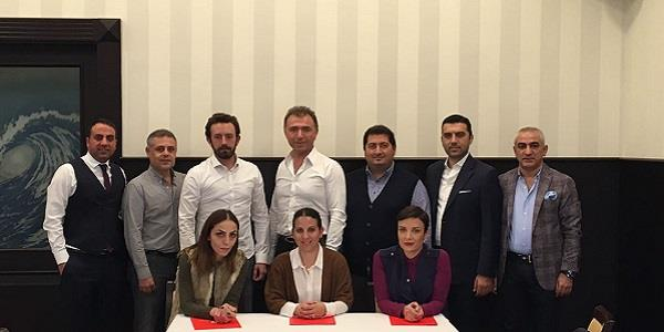 TÜGİK Yönetim Kurulu Toplantısı İstanbul'da gerçekleştirildi.