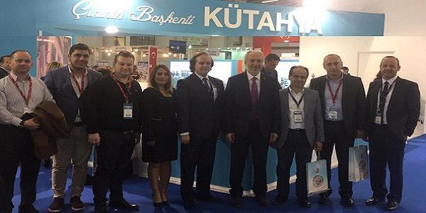 EGAFED Travel Turkey fuarına katıldı.