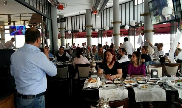 SAMGİAD'tan Geleneksel Kahvaltı