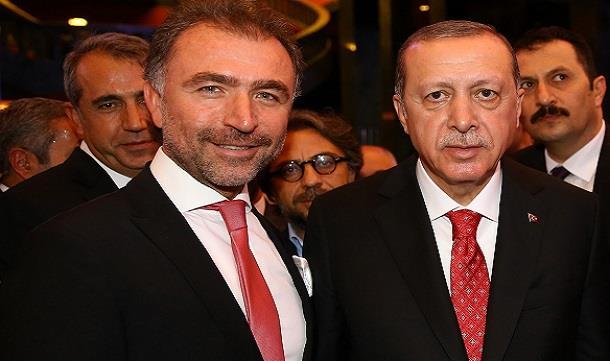 Erkan Güral, 29 Ekim Cumhuriyet Bayramı Resepsiyonu'na Katıldı.