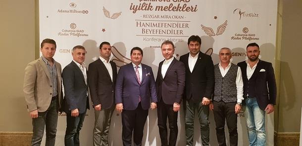 TÜGİK Yönetim Kurulu Toplantısı Adana'da gerçekleştirildi.