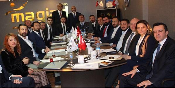 Başkan Ömer Geriter, EGİFED'i Manisa'da topladı