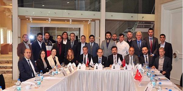 EGAFED 114. Yönetim Kurulu Toplantısı Marmaris'de gerçekleşti