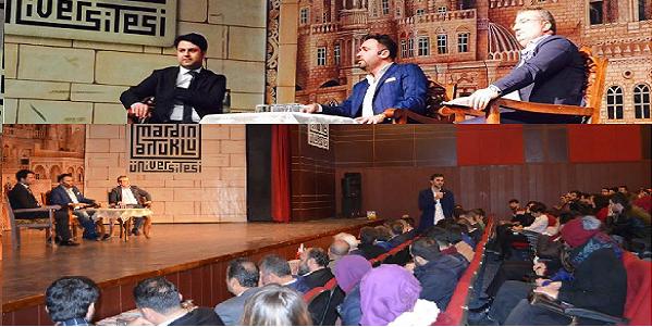 Mardin'de 'Yönetici ve İletişim' Konferansı Düzenlendi