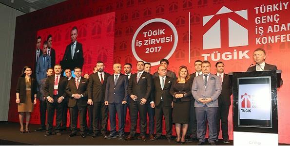 Erkan Güral 4'üncü kez TUGİK Başkanlığı'na seçildi