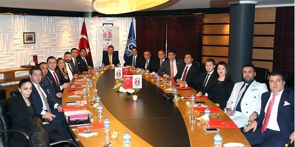 TÜGİK 8.Dönem Yönetim Kurulu ilk toplantısını gerçekleştirdi.