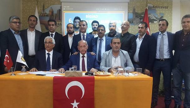 Bitlis GİAD Başkanlığına Bilal Dağdağan seçildi.