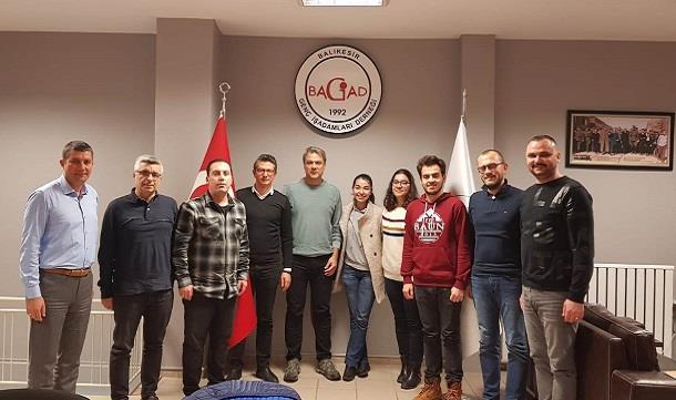 BAÜ IEEE Öğrenci Topluluğu BAGİAD Ziyareti
