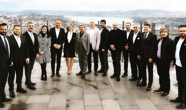 İş dünyasının temsilcileri, 'Business Weekend' etkinliğinde buluştu.