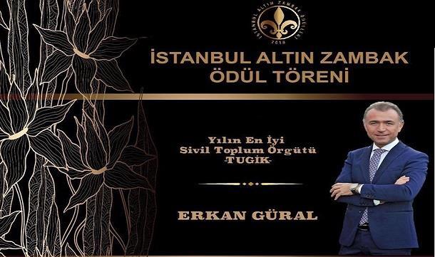 Türkiye'nin en iyi sivil toplum kuruluşu.