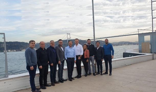 TÜGİK 9.Dönem Yönetim Kurulu ilk toplantısını İstanbul'da gerçekleştirdi.