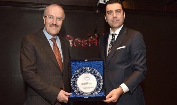 Başkan Kafaoğlu, Genç İş Adamlarının Konuğu Oldu.
