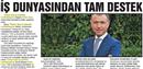TÜGİK Başkanı Erkan Güral Zeytin Dalı Harekatı açıklaması.