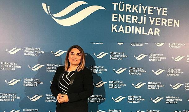 'Türkiye'ye Enerji Veren Kadınlar' Ödüllendirildi.