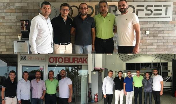 BAGİAD Üye Ziyaretleri