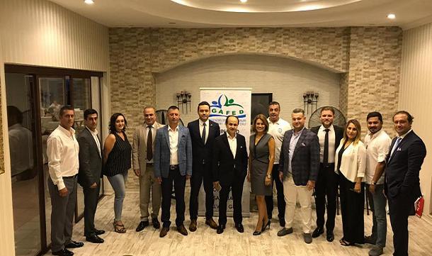 EGAFED Yönetim Kurulu Marmaris'te bir araya geldi