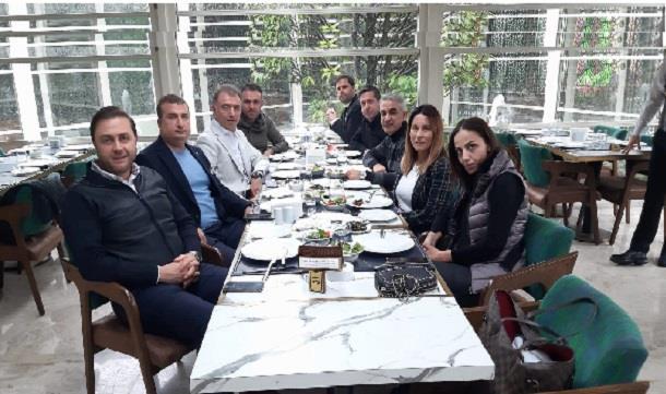 TUGIK Yönetim Kurulu İstanbul'da toplandı..