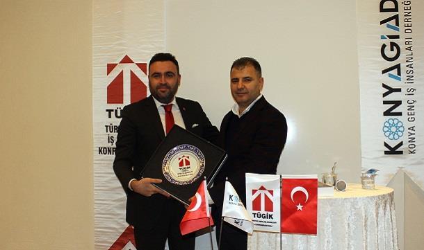 Konya GİAD, sosyal, kültürel etkinlik ve tanışma programı