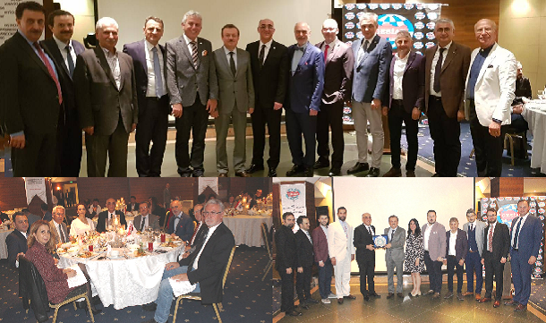 Mayıs ayı Sinerji Toplantısı ve Geleneksel GESİAD iftarı gerçekleşti
