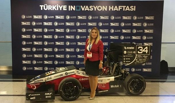 Türkiye İnovasyon Haftası Etkinliğine katılım sağlandı..